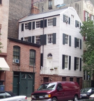 (House at 203 East 29 Street)