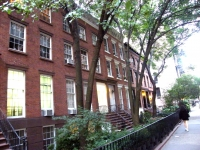 (Houses at 437-459 West 24th Street)